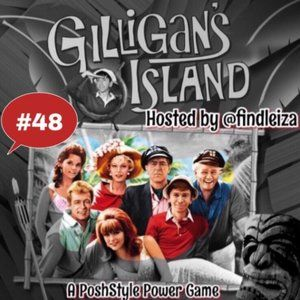 Other - I Am Ginger Today!! Gilligan's Island Follow Game